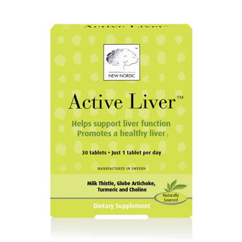 New Nordic - Active Liver - 1 Each - 30 TAB