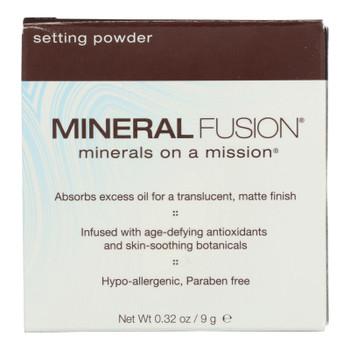 Mineral Fusion Setting Powder  - 1 Each - .32 OZ