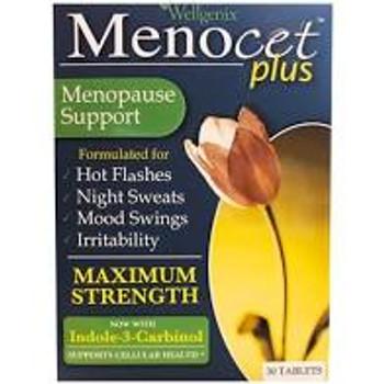 Heaven Sent - Menocet Pls Menopause Sup - 1 Each - 30 TAB