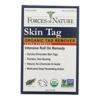 Forces Of Nature - Skn Tag Cntrl Extra - 1 Each - 4 ML