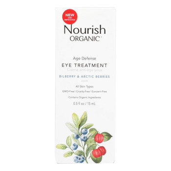 Nourish - Eye Treatment Age Defense - 1 Each - 0.5 FZ