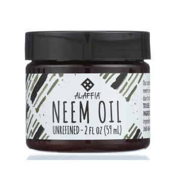 Alaffia - Neem Oil - 1 Each - 2 FZ