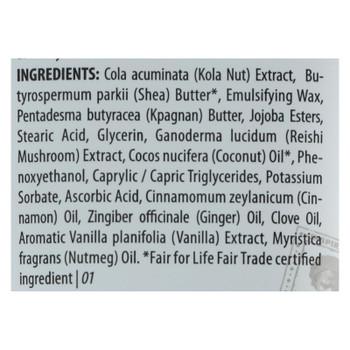Alaffia - Hand/Body Cream Coconut Reishi - 1 Each - 8 FZ