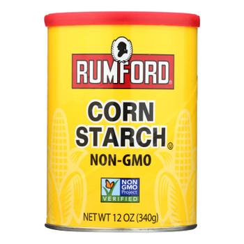 Rumford Corn Starch - Case of 12 - 12 OZ