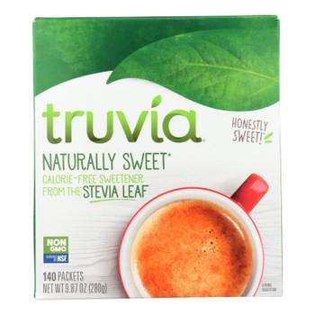 Truvia - Sweetener Natural - Case of 6 - 140 CT