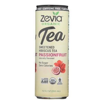 Zevia - Tea Hibscs Pssnfrt Cf - Case of 12 - 12 FZ