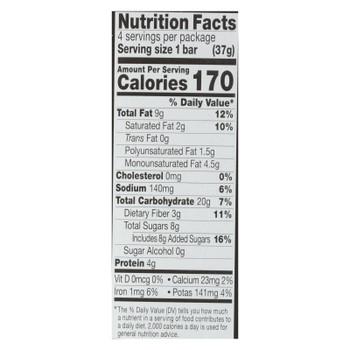 Kind - Bar Chocolate Peanut Butter Flld - Case of 8 - 4/1.3 OZ