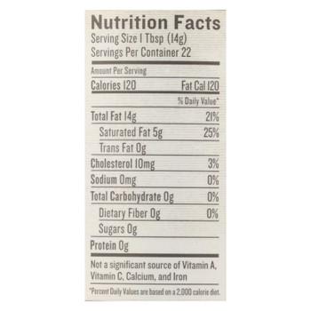 Epic® Organic Pork Fat - Case of 6 - 11 OZ