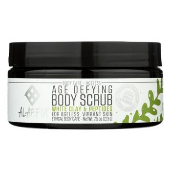 Alaffia - Body Scrub Age Defying - 1 Each - 7.5 FZ