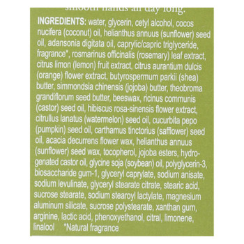 Burts Bees - Hand Cream Rosemary Lemon - 1 Each - 1 OZ