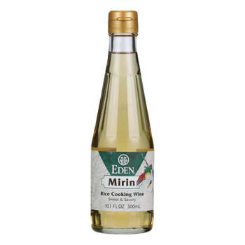 Eden, Mirin Rice Cooking Wine - Case of 12 - 10.1 FZ