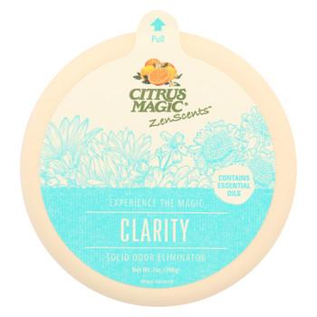 Citrus Magic - Zenscent Odr Absrb Clarit - Case of 6 - 7 OZ