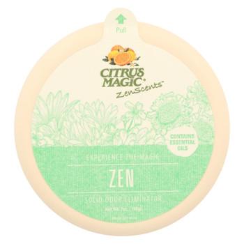 Citrus Magic - Zenscent Odor Absrb Zen - Case of 6 - 7 OZ