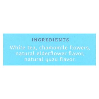 Stash Tea - White Tea Elderflower Cit - Case of 6 - 18 BAG