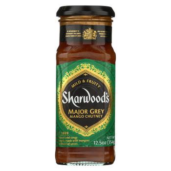 Sharwood Mango Chutney - Case of 6 - 12.5 OZ