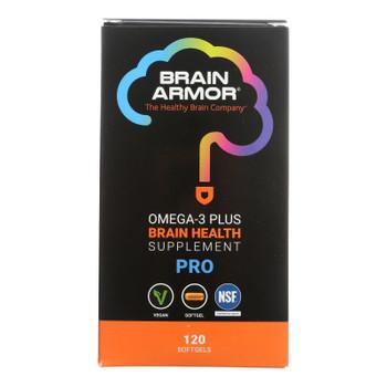 Brain Armor - Brain Health Pro - 1 Each - 120 SGEL