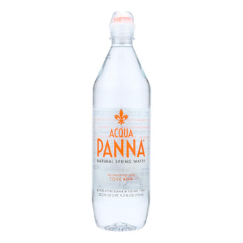 Acqua Panna - Spring Water Pet 750 Ml - Case of 12 - 25.3 OZ