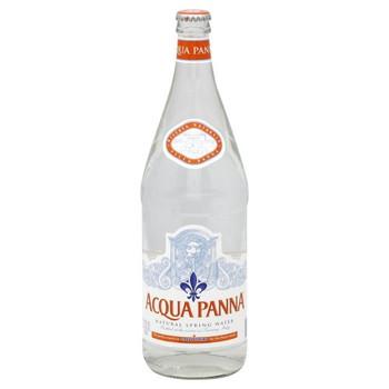Acqua Panna - Spring Water Glass 1 Ltr - Case of 12 - 33.8 OZ