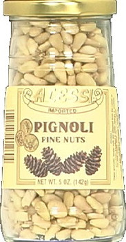 Alessi Pine Nuts - Case of 12 - 5 OZ