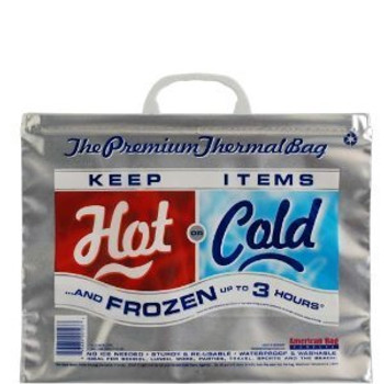 American Bag Company - Hot/cold Bag Small - Case of 50 - CT