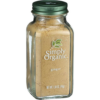 Simply Organic - Dsp Og2 Holiday Baking - CS of 54-CT