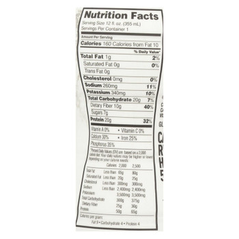 Evolve Chocolate Plant Based Protein Shake  - Case of 12 - 12 FZ
