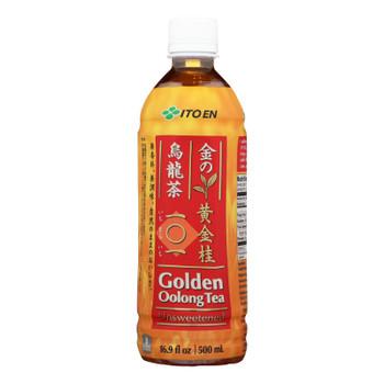 Ito En Golden Oolong Tea - Case of 12 - 16.9 FZ