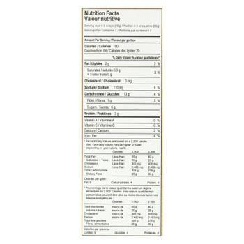 Kii Naturals Organic Raisin, Rosemary & Pumpkin Seed Artisan Crisps  - Case of 6 - 5.3 OZ