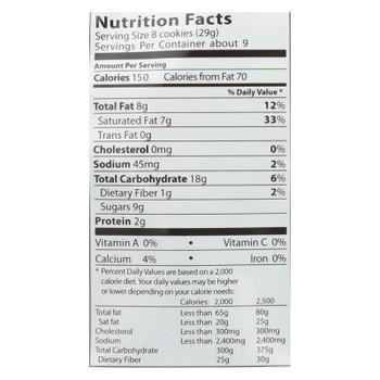 Loacker Quadratini Vanilla Wafer Cookies  - Case of 6 - 8.82 OZ