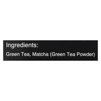 Matcha Green Tea  - Case of 6 - 20 BAG