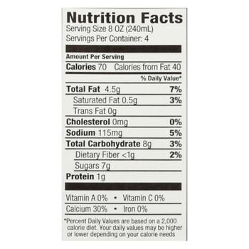 Milkadamia Macadamia Milk In Latte Da Barista - Case of 6 - 32 FZ