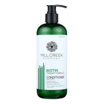 Mill Creek Botanicals Therapy Formula Biotin Conditioner  - 1 Each - 14 FZ