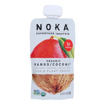 Noka Superfood Mango Coconut Blend  - Case of 6 - 4.22 OZ