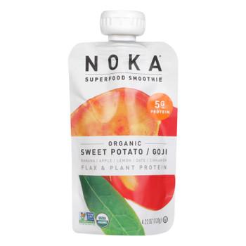 Noka Superfood Sweet Potato Goji Blend  - Case of 6 - 4.22 OZ