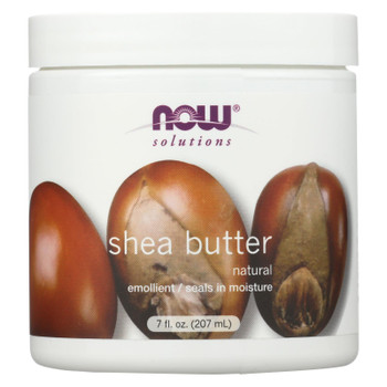 Now Shea Butter, Pure  - 1 Each - 7 OZ