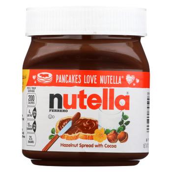 Nutella Hazelnut Spread With Cocoa  - Case of 15 - 13 OZ