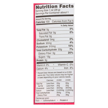Rhythm Superfoods Naked Beet Chips  - Case of 12 - 1.4 OZ