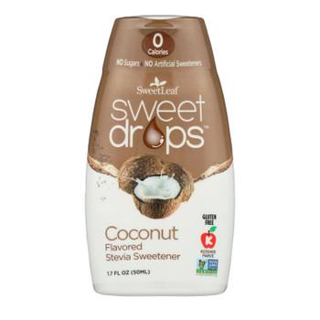 Sweetleaf Coconut Sweet Drops  - 1 Each - 1.7 OZ