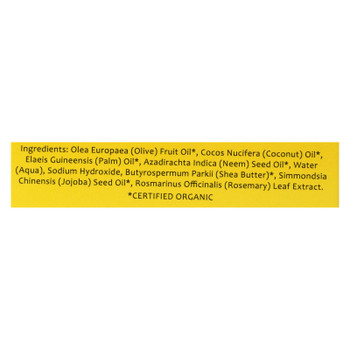 Theraneem Naturals Maximum Strength Neem Therape Cleansing Bar  - Case of 3 - 4 OZ
