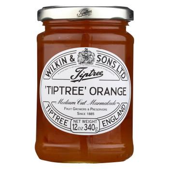 Tiptree Orange Medium Cut Marmalade  - Case of 6 - 12 OZ