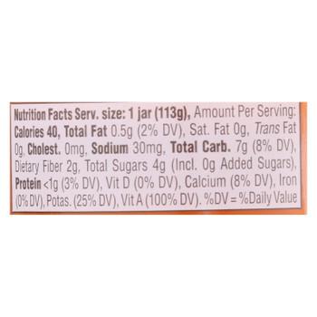Happy Baby - Cc Jar Carrot Stg1 - Case of 6 - 4 OZ