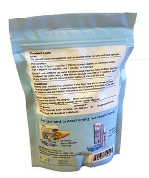 Nasaline - Saline Solution Salt - 1 Each - 12 OZ
