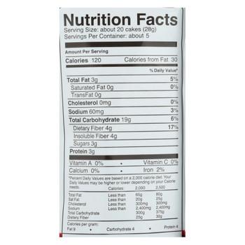 Skinnypop Popcorn - Popcorn Mini Cakes Cin&sugr - Case of 4-5 OZ