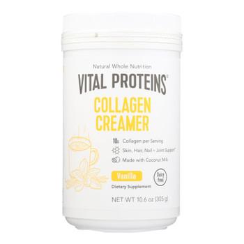 Vital Proteins - Coffee Creamer Collgn Vanil - 10.6 OZ