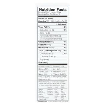 Mccann's Instant Oatmeal  - 1 Each - 11.85 OZ