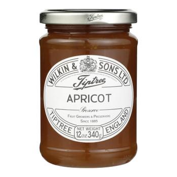 Tiptree, Apricot Extra Jam - Case of 6 - 12 OZ
