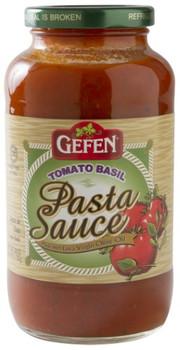 Gefen Pasta Sauce - Case of 12 - 26 OZ