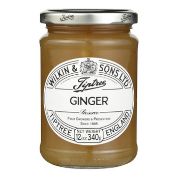 Tiptree - Preserves Ginger - Case of 6 - 12 FZ
