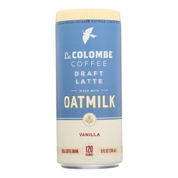 La Colombe - Drft Late Otmlk - Case of 8 - 9 OZ