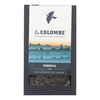 La Colombe - Coffee Whole Bean Corsica - Case of 4-12 OZ